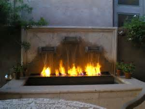 Backyard Inground Pools by Ftsmith Pools Water And Fire Features