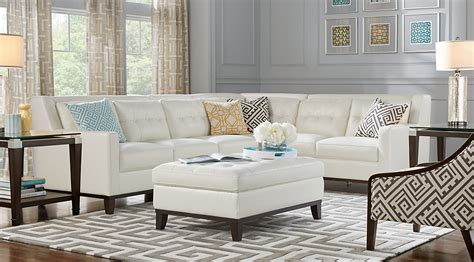 Large White Living Room Furniture Rs Floral Design Large Sofas Living Room