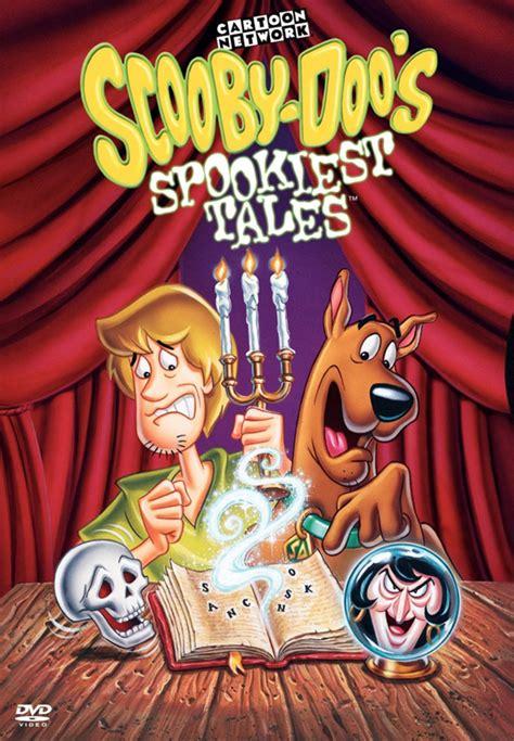 Spookiest Stories scooby doo s spookiest tales dvd scoobypedia fandom powered by wikia