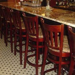 vertical slat wood bar stool for sale restaurant barstools restaurant furniture furniture stores yelp