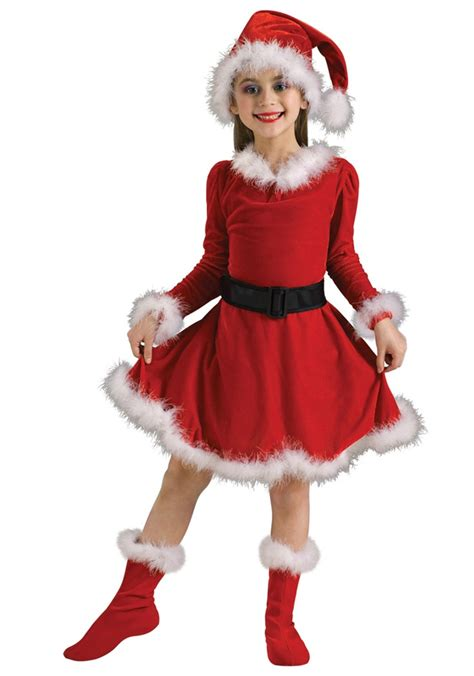 mrs claus dress girl buscar con google etiquetado