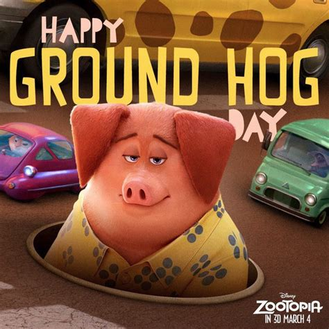 groundhog day wiki image happy groundhog day png zootopia wiki fandom