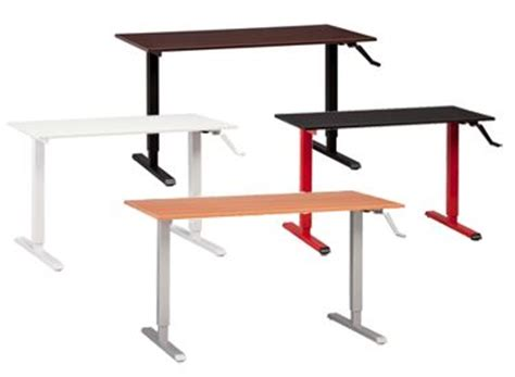 Standing Table Build Your Own And Table Legs On Pinterest Build Your Own Adjustable Height Desk