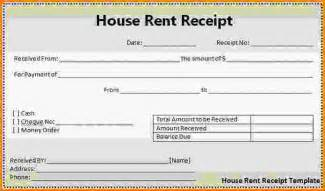 printable rent receipt template doc 685399 house rent receipt sle house rent