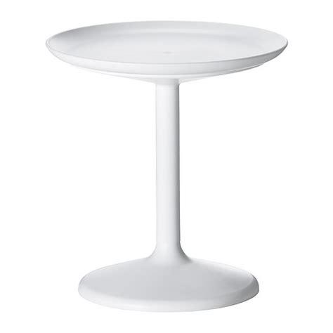 white ikea table ikea ps sandsk 196 r tray table outdoor white ikea