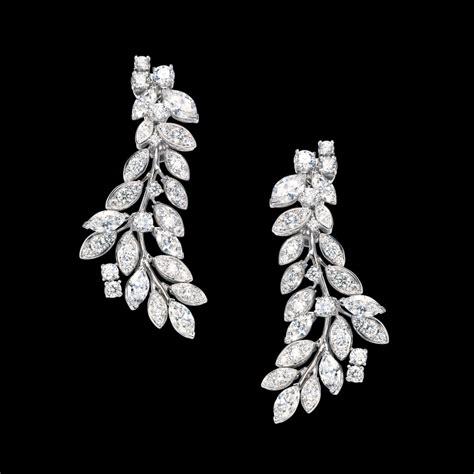 piaget earrings white gold earrings g38lf200 piaget luxury jewelry