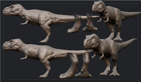 zbrush tutorial t rex t rex eye zbrush google 検索 dinosaurs pinterest