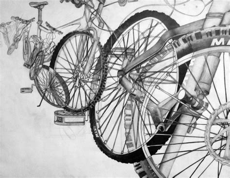 Drawing 1 Syllabus Risd by Risd Home Test Bicycle By Yoojinshin On Deviantart