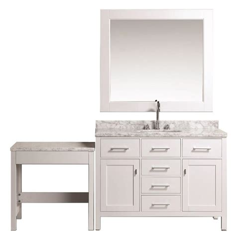 design element london 72 in w x 22 in d double vanity in design element london 48 in w x 22 in d vanity in white