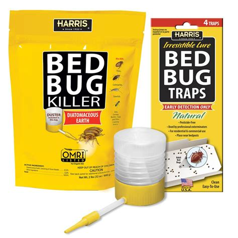 bed bug cream harris 32 oz diatomaceous earth bed bug killer and bed