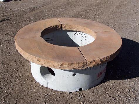 flagstone pit cap pit design ideas - Cap For Pit