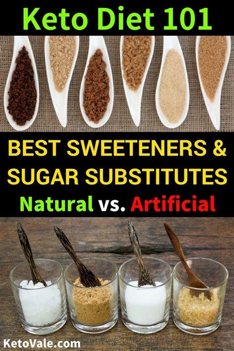 best sweeteners best sweeteners sugar substitutes for low carb keto diet
