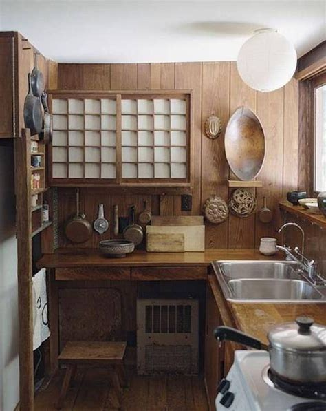japanese style kitchen cabinets japanese style kitchen thinking about houses pinterest
