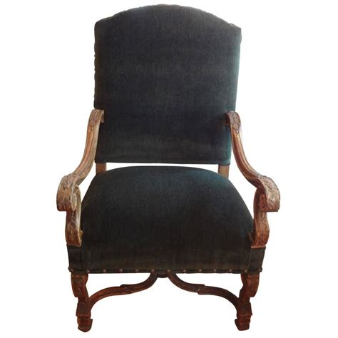Louis Xiv Armchair by 19th Century Louis Xiv Style Armchair For Sale At