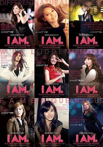film dokumenter sm entertainment we are sone love snsd forever poster terbaru i am