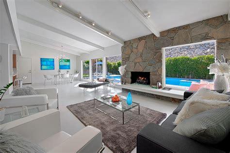 arredamenti da sogno villa da sogno a palm springs in california casa di stile