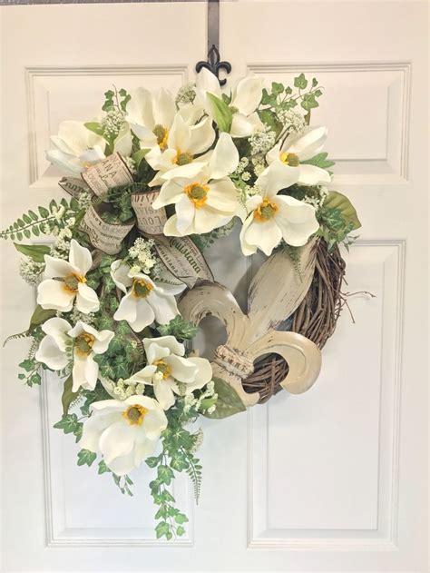 shop front door wreath  door wreath