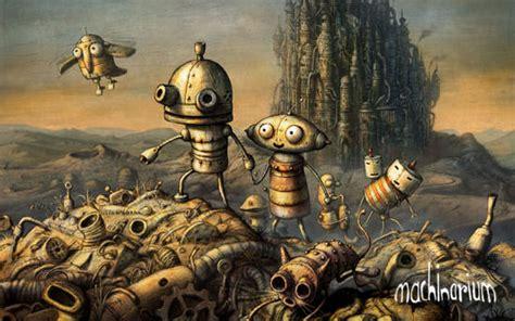 machinarium apk دانلود بازی فکری ماشیناریوم machinarium 2 3 0 اندروید باز