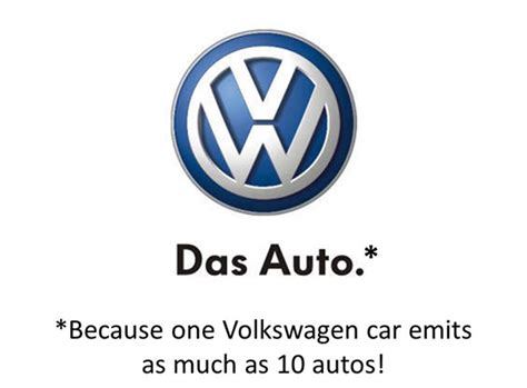 social humour what volkswagen s das auto means times