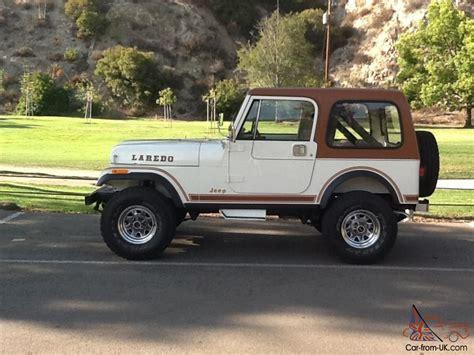 jeep classic classic 1982 jeep laredo