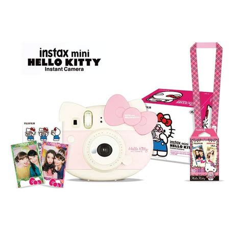 Fujifilm Instax Mini Hello Package instant polaroid fujifilm instax mini hello bundle fujifilm was sold for r1