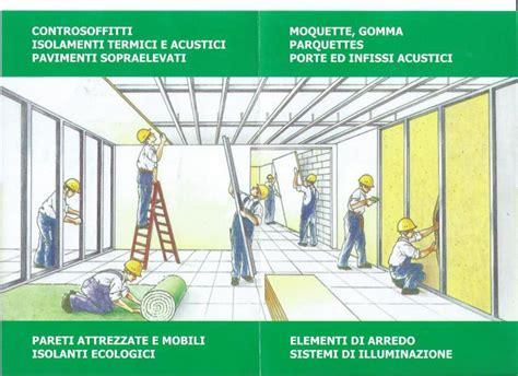 isolamenti acustici per soffitti isolamenti acustici per soffitti 28 images isolamento