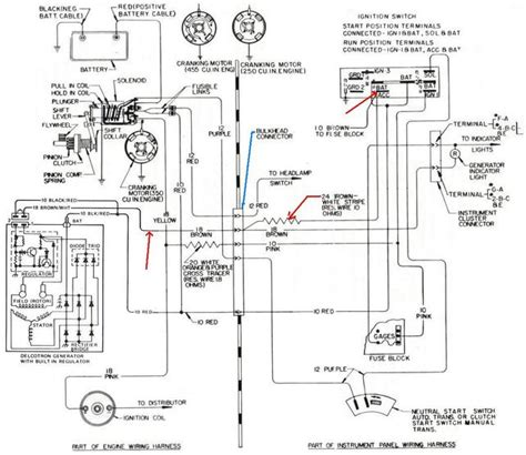ballast resistor starter circuit 4 best images of bypass ballast resistor wiring diagram ballast resistor wiring diagram chevy