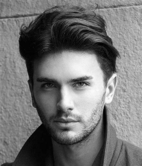 Hairstyles For Thick Hair Guys by 75 S Medium Hairstyles For Thick Hair Manly Cut Ideas