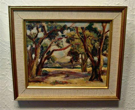 country vintage home decor vintage landscape painting landscape