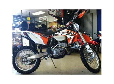 2012 Ktm 250 Xc For Sale 2012 Ktm 250 Xc F Dirt Bike For Sale On 2040 Motos