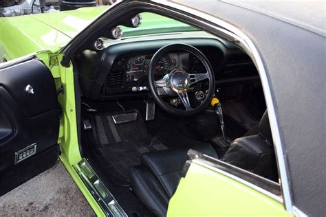 Custom Challenger Interior by 1970 Dodge Challenger Custom Hardtop 191174