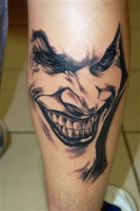 joker tattoo farmville va tatuagem diferente do joker brown black uniqx template