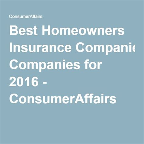homeowners insurance companies    time home buyers  homeowners insurance