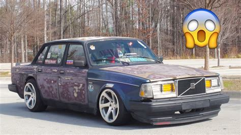 volvo 240 t5 volvo 240 review the most offensive volvo