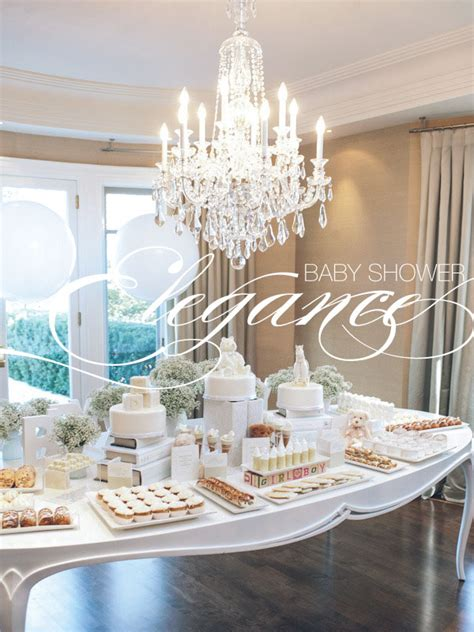 Mimmo baby shower elegant b lovely events