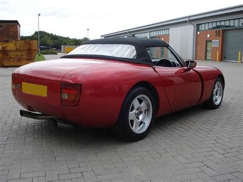 Tvr S2 0 60 Tvr Griffith Performance Figures 1993 Tvr Griffith