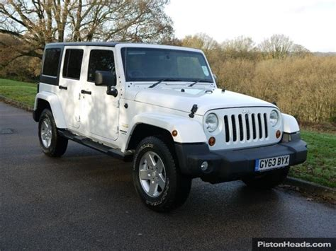 Four Door Jeep For Sale Used 2014 Jeep Wrangler 2 8 Crd Leather Tints 4