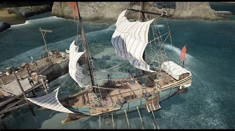 bdo fishing boat vs epheria sailboat bdo kr crafting of the 2nd personal ship creaci 243 n