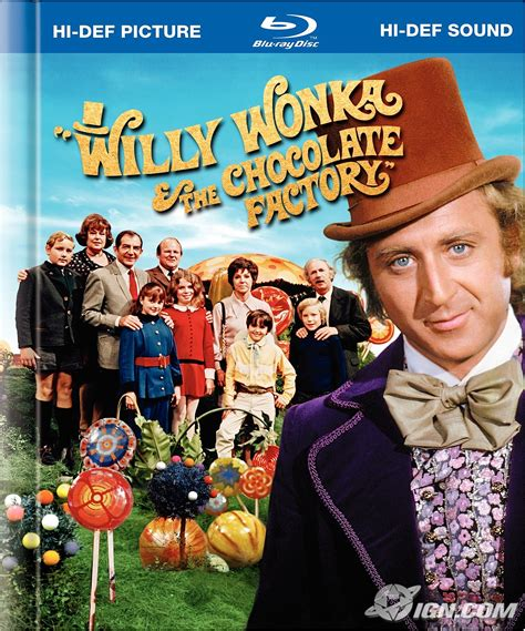Willy Wonka The Chocolate Factory the gourmand and the reel the grub guide