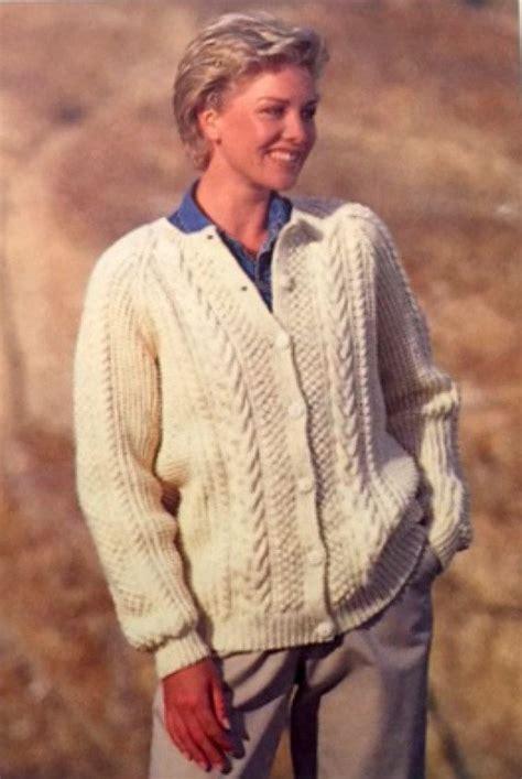sirdar mens knitting patterns sirdar knitting pattern aran fisherman sweater mens womens