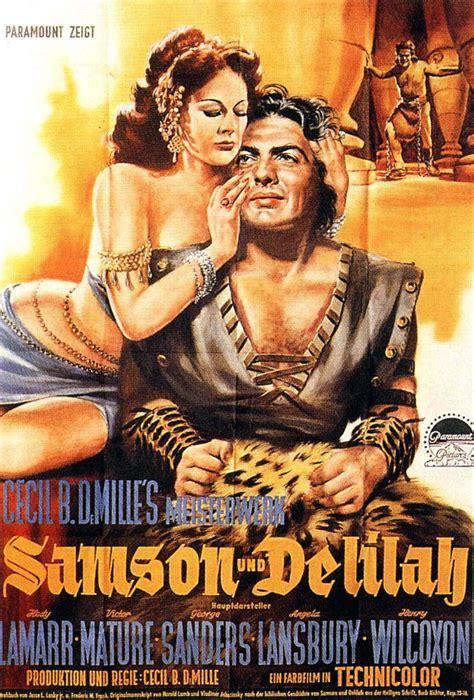 Samson Delilah 1949 Full Movie The Head Master Asterisk