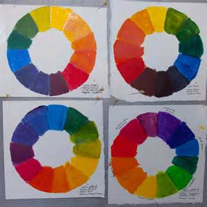 four color wheels priscilla read journey