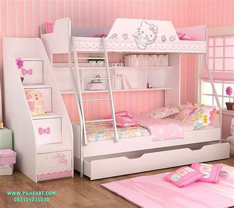 Keranjang Tidur Tingkat tempat tidur tingkat murah jual tempat tidur tingkat murah pujieart furniture jepara