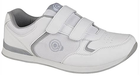 mens womens bowls bowling sports lace up velcro shoes