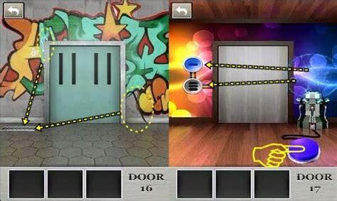 100 locked doors level 17 walkthrough best app walkthrough 100 locked doors level 16 17 18 19 20