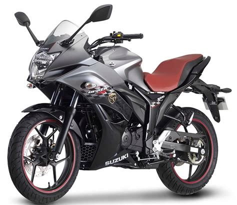 Wnew New New Sf S7 Special 2016 suzuki gixxer special editions rm4 948 in india image 546248