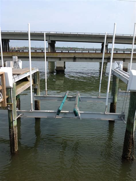 boat lift for rent boat lift and slip for sale or rent the hull truth