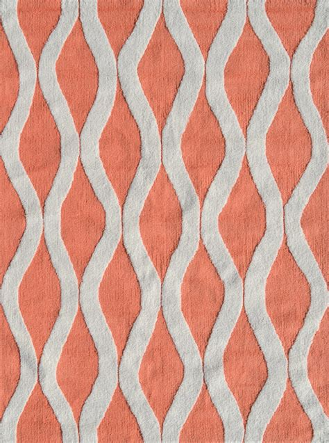 coral accent rug squiggle coral rug by pop accents rosenberryrooms com