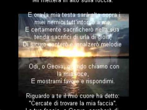 salmo 138 testo cantico 89 il caloroso invito di geova sii saggio