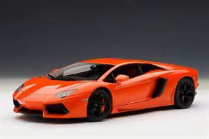 Lamborghini Aventador Lp700 4 Orange Autoart Lamborghini Aventador Lp700 4 Arancio Argos